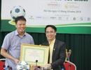 T&T Group đồng hành cùng giải bóng đá dành cho công nhân vệ sinh môi trường
