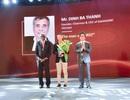 Chủ tịch DatVietVAC đón nhận hai giải thưởng danh giá Châu Á