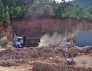 Phú Yên: Xe khai thác khoáng sản trái phép băm nát đường dân sinh!