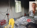 Mâu thuẫn tình cảm, gã thợ sơn đốt người tình trong quán tẩm quất