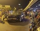 Nữ tài xế lái xe BMW gây tai nạn có nồng độ cồn rất cao