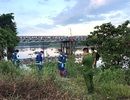 Mưa lớn, một thi thể bị cuốn trôi hàng trăm mét trên sông Sài Gòn