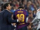 Thiếu Messi, Barcelona thường thi đấu tệ trước Real Madrid