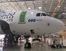Những bức hình đầu tiên về máy bay Bamboo được chào đón trên facebook