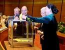 Quốc hội thông qua danh sách 48 lãnh đạo được lấy phiếu tín nhiệm