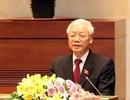 Chủ tịch Nguyễn Phú Trọng với công cuộc phòng chống tham nhũng