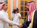 Con trai nhà báo Khashoggi đến Mỹ sau cuộc gặp với Thái tử Ả rập Xê út