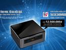 Máy tính mini Intel NUC chính thức lên kệ Phong Vũ
