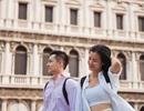 """Đông Nhi và Ông Cao Thắng """"lạc bước"""" đến thành phố tình yêu Venice"""