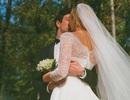 Cựu thiên thần nội y khoe ảnh đám cưới