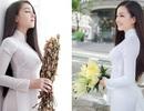 Nhan sắc nóng bỏng của cô gái chụp ảnh áo dài đẹp như Mai Phương Thúy