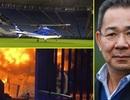 """Tỷ phú Thái Lan gặp nạn máy bay trực thăng: """"Ông bụt"""" của Leicester"""