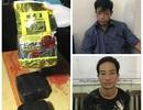 2 đối tượng lận trong người 3 kg ma túy đá bị tóm gọn