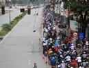 Rào đường Kim Mã phục vụ thi công ga ngầm đường sắt đô thị Hà Nội
