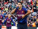 Barcelona 5-1 Real Madrid: Cú hattrick của Luis Suarez
