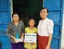 Bạn đọc giúp đỡ gia đình chị Nguyễn Thị Hồng hơn 46 triệu đồng