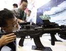 Hà Nội: Nhiều vũ khí hiện đại được giới thiệu tại triển lãm an ninh