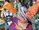 Độc lạ sắc màu Halloween ở Đà Nẵng