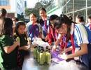 """Học sinh Hà Nội học cách """"tư duy tài chính"""" để làm từ thiện"""