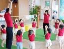 Sự cần thiết của rèn luyện thể chất cho trẻ mầm non