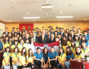 Khoa Quốc tế - ĐH QGHN triển khai chương trình liên kết Quản trị Khách sạn, Thể thao và Du lịch