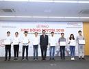 Hàng trăm sinh viên xuất sắc ngành kỹ thuật được nhận học bổng