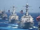 """Mỹ bí mật chuẩn bị kế hoạch phô diễn lực lượng """"nắn gân"""" Trung Quốc"""