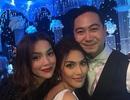 Đông đảo sao Việt đến chúc mừng đám cưới Lan Khuê