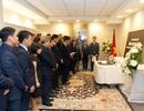 Đại sứ quán Việt Nam tại Hoa Kỳ tổ chức viếng nguyên Tổng Bí thư Đỗ Mười