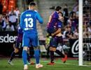 Hòa thất vọng Valencia, Barcelona đánh mất ngôi đầu bảng La Liga