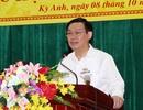 """Phó Thủ tướng Vương Đình Huệ: """"Không nên chăm chăm phân lô bán nền""""!"""