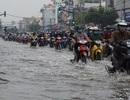 Sài Gòn nguy cơ ngập nặng vì triều cường