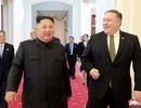 Ông Kim Jong-un tiếp đón Ngoại trưởng Mỹ