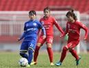 Xác định xong các cặp đấu bán kết giải bóng đá nữ vô địch quốc gia