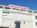 Trung tâm Y tế huyện mua thuốc, hóa chất... vượt kế hoạch hơn chục tỷ đồng