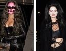 Rihanna khoe vòng một trong tiệc hóa trang