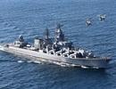 Cận cảnh dàn tàu chiến uy lực của Hải quân Nga