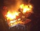 Sao Hollywood sốc vì cháy nhà