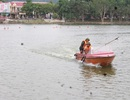Huy động hàng trăm người nỗ lực tìm kiếm nạn nhân mất tích tại hồ nước
