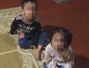 """Người mẹ bỏ lại 2 con trong chùa cùng lá thư """"nhờ nuôi giúp"""""""