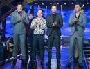 Đoàn Thanh Tài và Nam Phong lịch lãm trên sàn diễn
