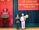 Phó Cục trưởng Cục Ngoại tuyến làm Phó Giám đốc Công an Ninh Bình