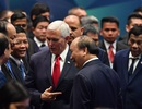 Những ngày họp bận rộn của các nhà lãnh đạo thế giới tại Singapore
