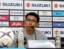"""HLV Malaysia: """"Giành 1 điểm trước đội tuyển Việt Nam cũng là hạnh phúc rồi"""""""