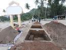 Quảng Ngãi: Phát hiện 6 mộ cổ 2.000 năm tuổi trên đảo Lý Sơn