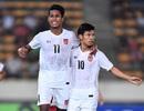 Lào 1-3 Myanmar: Đội tuyển Lào lại thua ngược