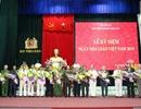 Học viện Cảnh sát nhân dân mít tinh kỷ niệm 36 năm ngày Nhà giáo Việt Nam