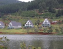 Giải tỏa dãy nhà gỗ xâm phạm Di tích thắng cảnh Quốc gia hồ Tuyền Lâm