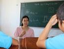 """Nghẹn lòng tâm sự của cô giáo luôn """"đánh vật"""" với học sinh"""