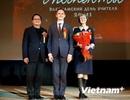 """Đưa truyền thống """"tôn sư trọng đạo"""" của Việt Nam đến với người Nga"""